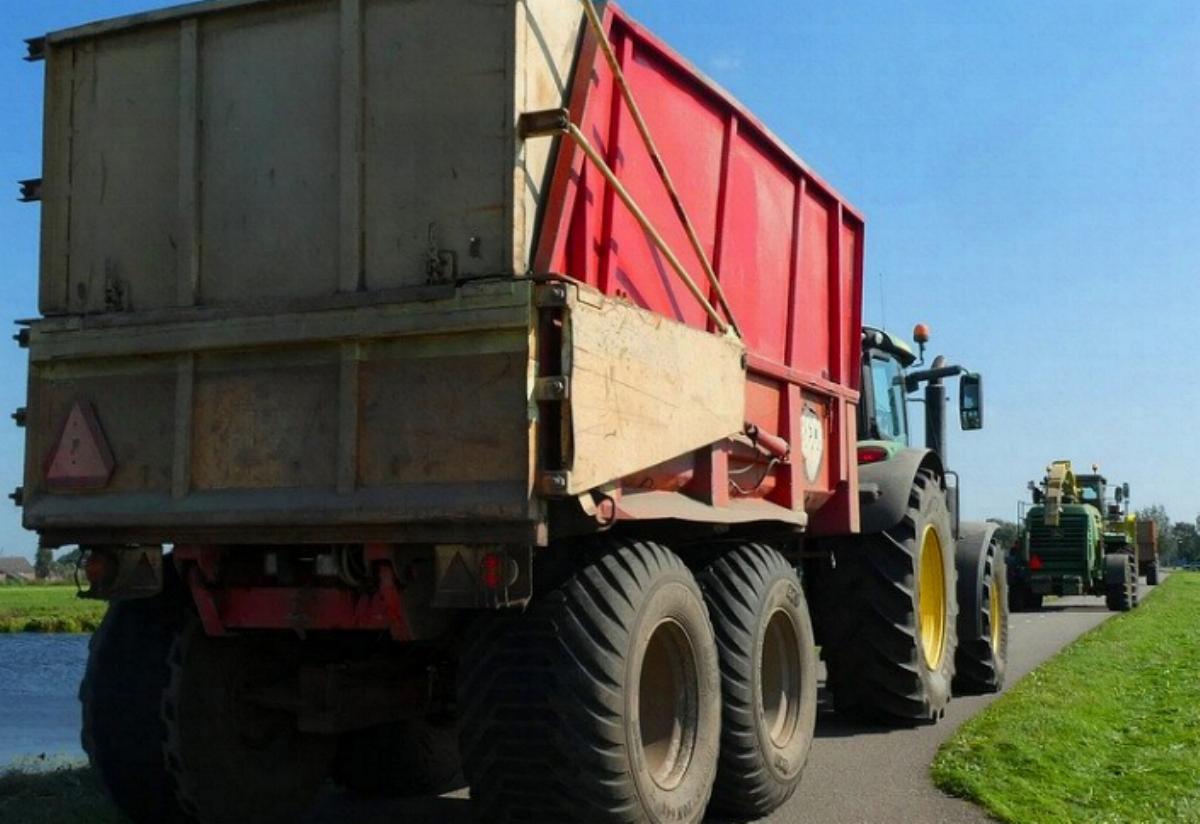 Traktor Traktoren