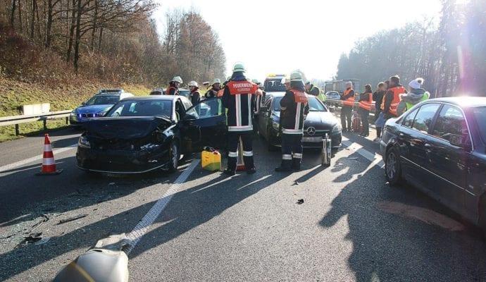 Unfall A7 Illertissen-Vöhringen 06122019 2