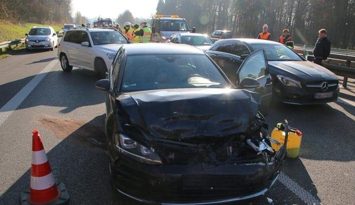Unfall A7 Illertissen-Vöhringen 06122019 3