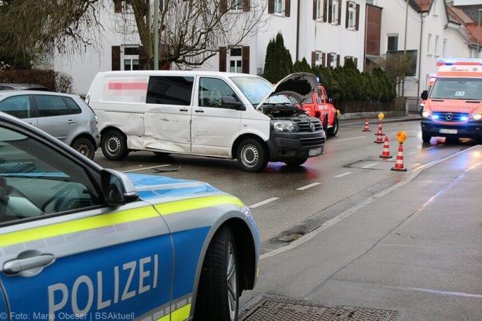 Unfall Guenzburg Sedanstrasse 12122019 16