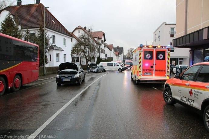 Unfall Guenzburg Sedanstrasse 12122019 19
