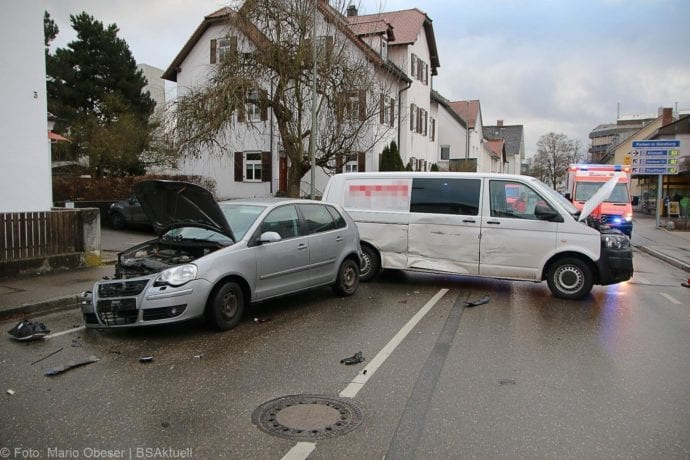Unfall Guenzburg Sedanstrasse 12122019 3
