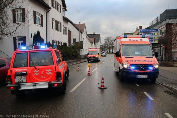 Unfall Guenzburg Sedanstrasse 12122019 7