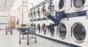 Waescherei Waschmaschine