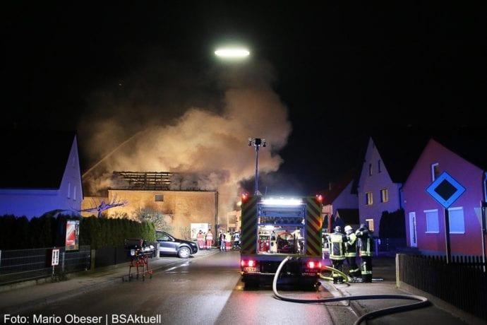 Brand Scheune Deisenhofen Kreis DLG 08012020 1