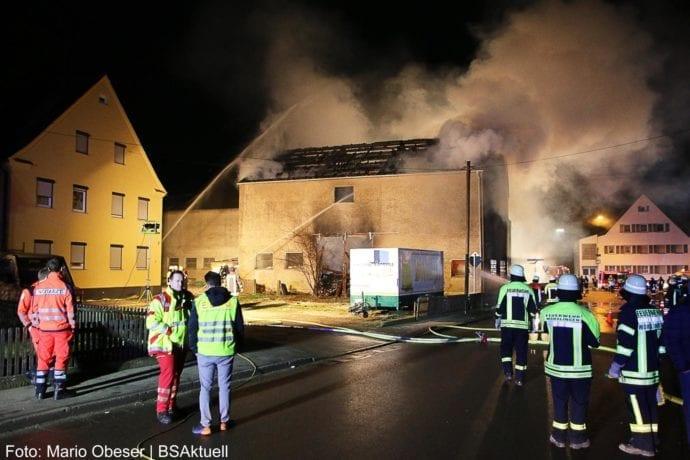 Brand Scheune Deisenhofen Kreis DLG 08012020 2