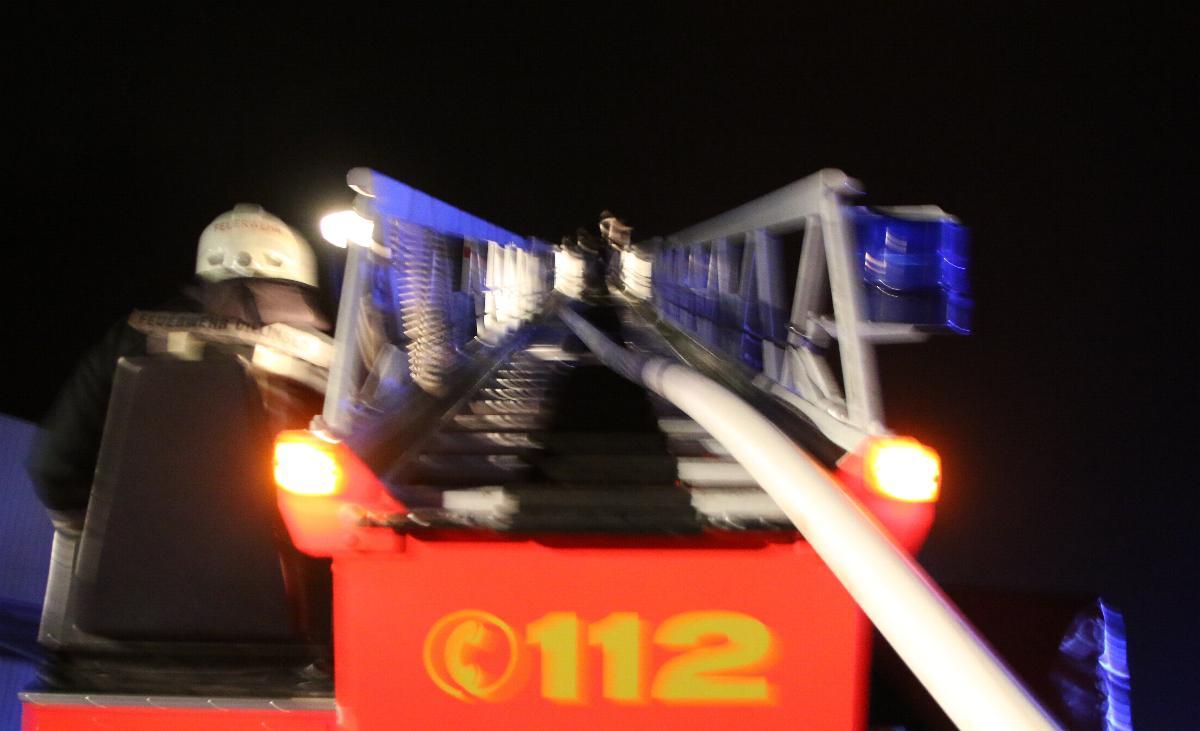 Drehleiter Feuerwehr Feuerwehrfahrzeug