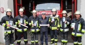 Feuerwehr Aichach Team Rettungsgasse