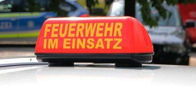 Feuerwehrfahrzeug Dachaufsetzer