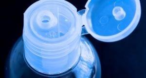 Flasche Plastik