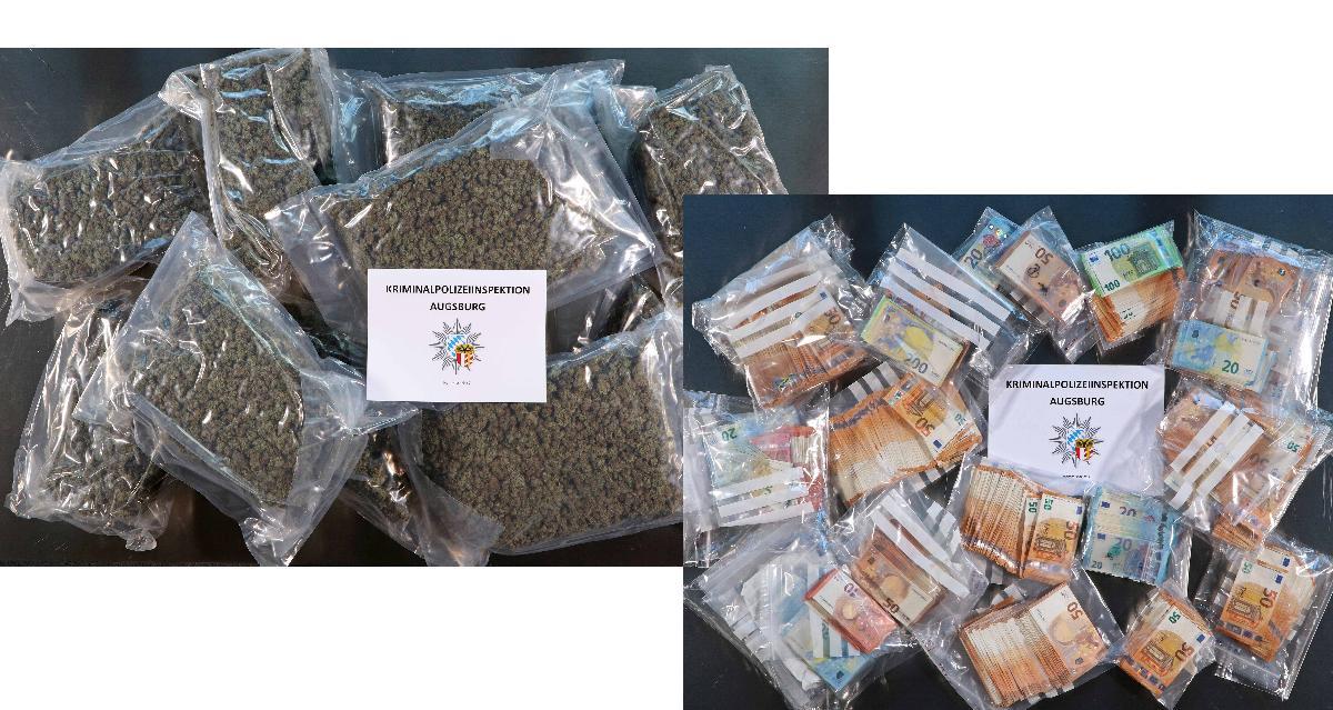 Friedberg Marihuana Sichergestellt Teilmenge