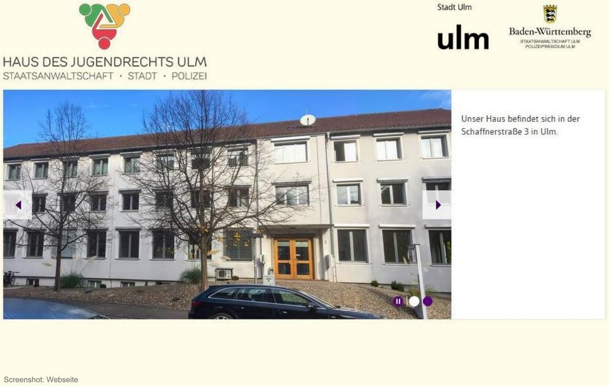 Haus des Jugendrechts Ulm