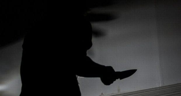 Messer Mann Täter