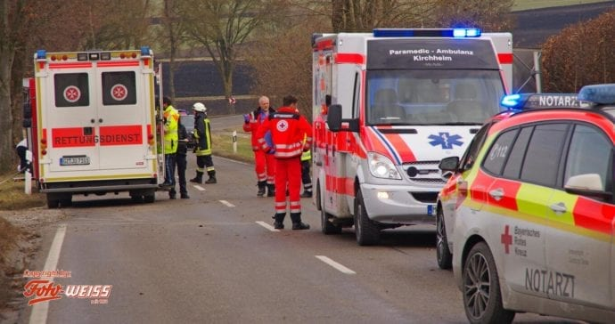 Unfall Deisenhausen-Ingstetten 25012020 2