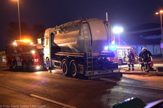 Unfall Dillingen Große Allee – Praelat-Hummel-Straße 24012020 1
