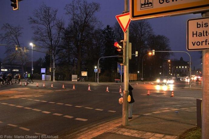 Unfall Dillingen Große Allee – Praelat-Hummel-Straße 24012020 5