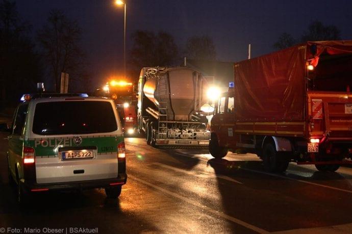 Unfall Dillingen Große Allee – Praelat-Hummel-Straße 24012020 6