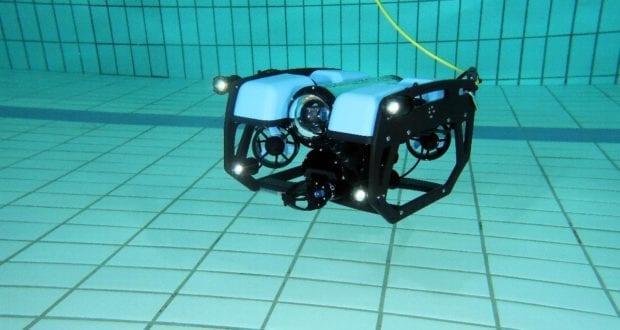 Wasserschutzpolizei Lindau Tauchroboter