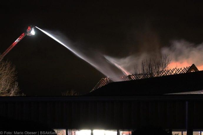 Brand Bellenberg ehemalige chemische Reinigung 13022020 2