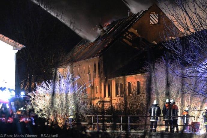 Brand Bellenberg ehemalige chemische Reinigung 13022020 4
