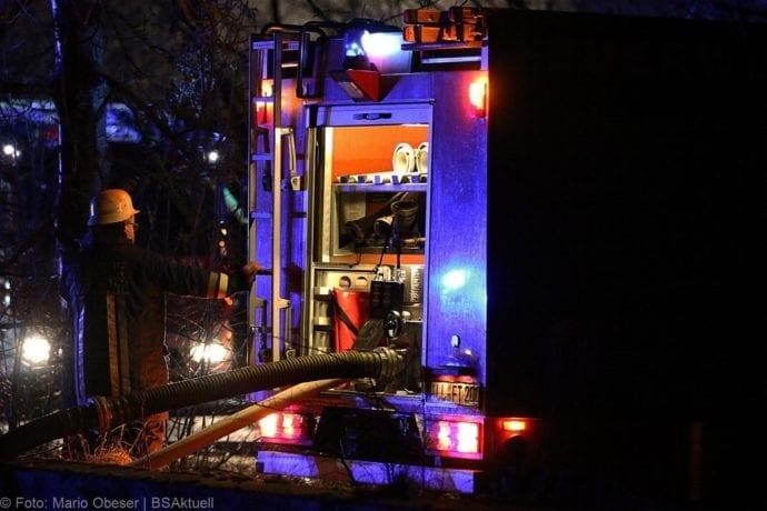 Brand Bellenberg ehemalige chemische Reinigung 13022020 5