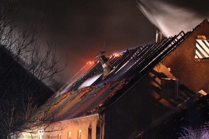 Brand Bellenberg ehemalige chemische Reinigung 13022020 7