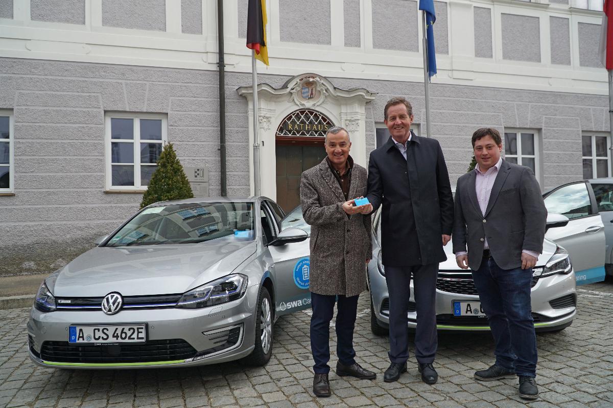 Carsharing Günzburg
