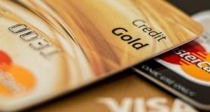Kreditkarte Geldkarte