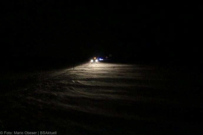 Unfall Reisebus B10 Kreuzung Tomerdingen 27022020 27