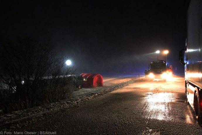 Unfall Reisebus B10 Kreuzung Tomerdingen 27022020 5