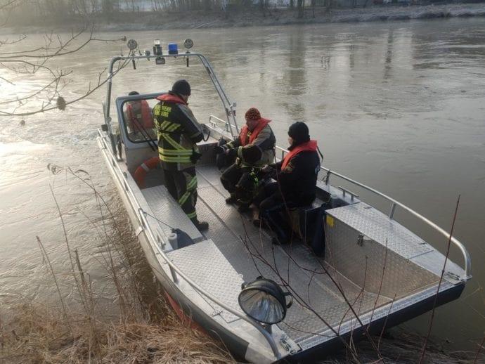 Vermisstensuche Feuerwehr Günzburg 07022020 2