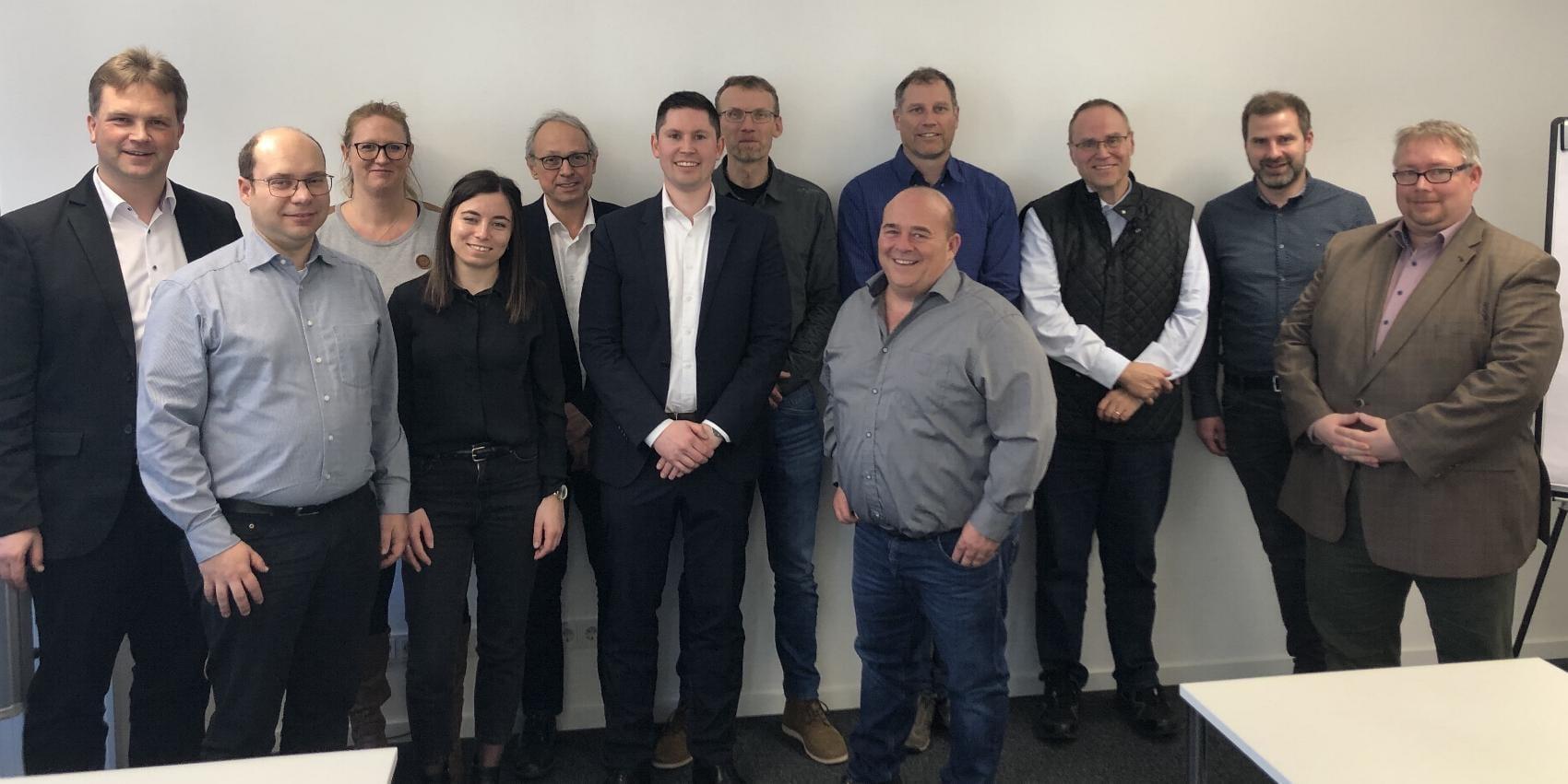 Zweckverband Hallenbad Nord Leipheim Planungsauftakt 2020