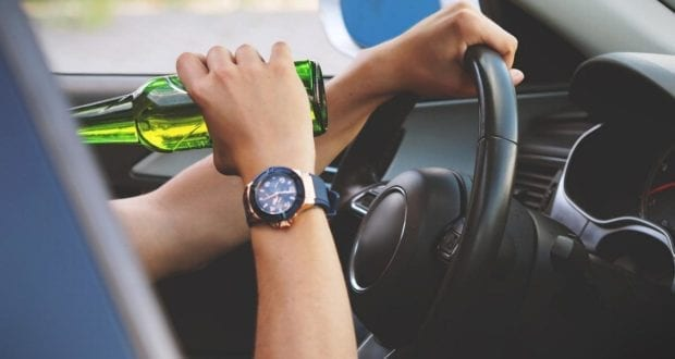 Betrunken Alkohol Auto