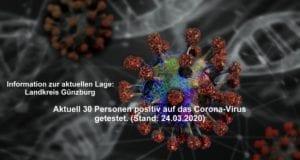 Corona-Lage-Kreis-Guenzburg – Stand 24032020