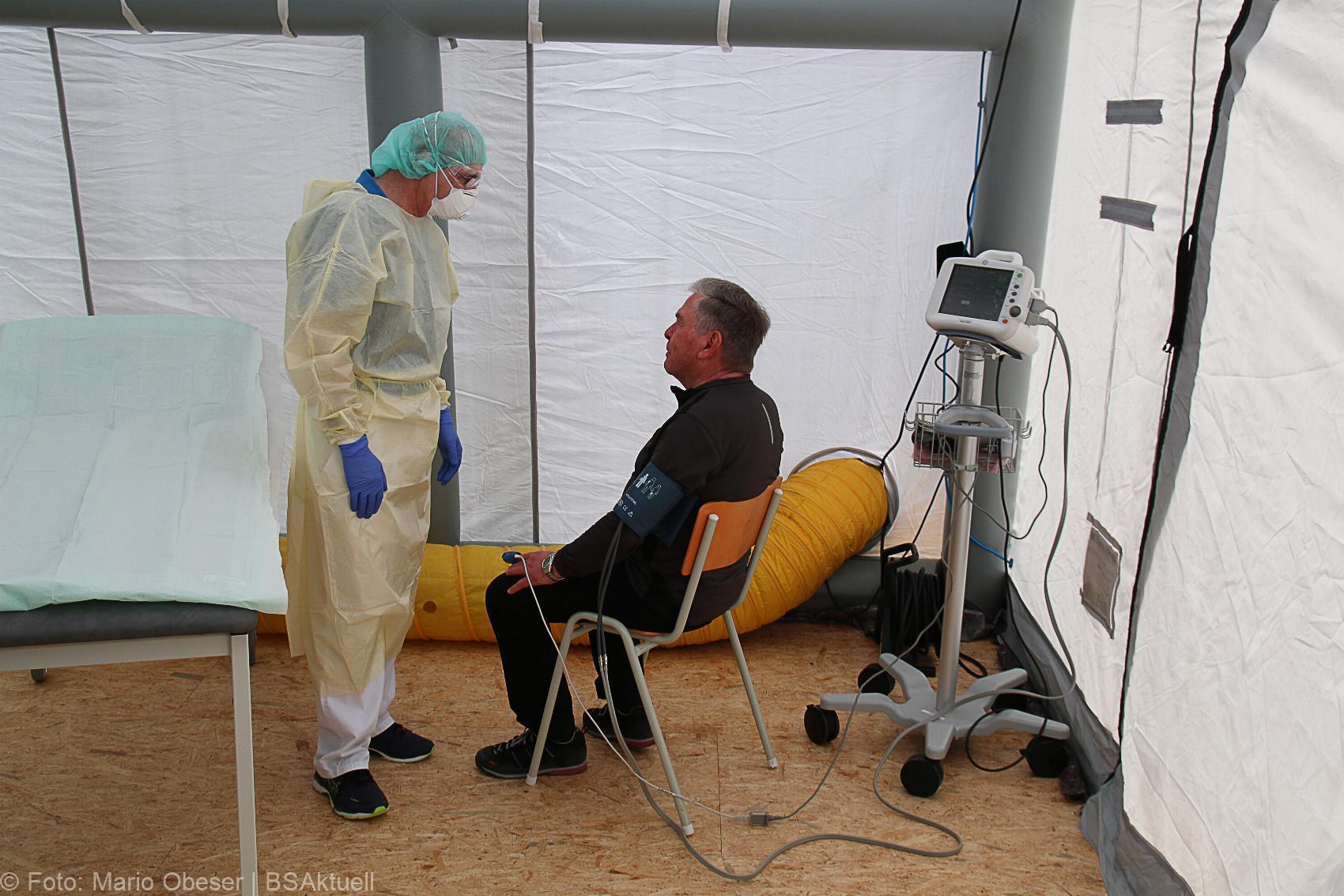 Corona Landkreis Guenzburg Klinik und Pruefstelle Ichenhausen 140320 6