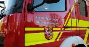 Feuerwehr-Ichenhausen Fahrzeug