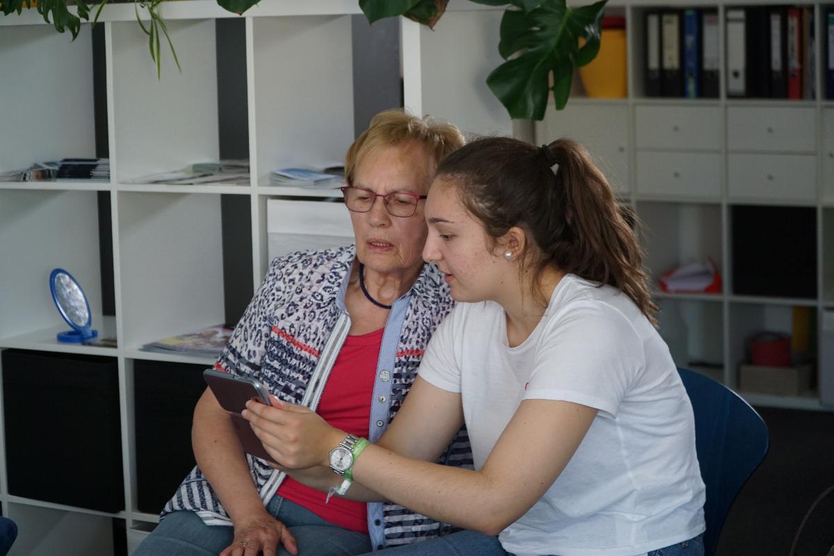 Guenzburg Smartphone-Sprechstunde
