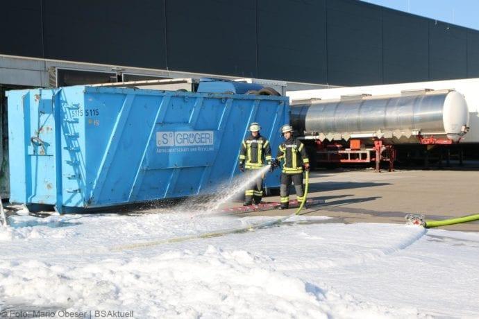 Leipheim Spedition Brand Container 23032020 6