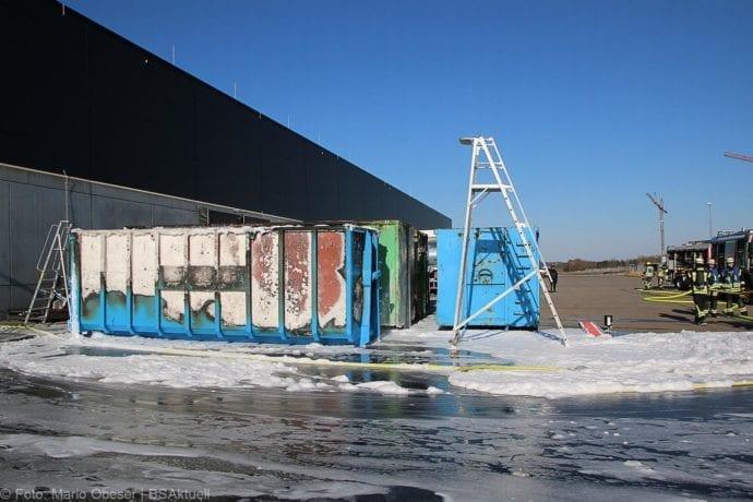 Leipheim Spedition Brand Container 23032020 9