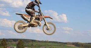 Motocross Maschine