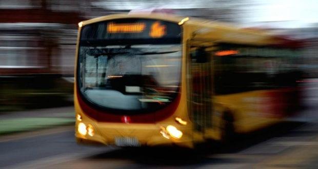 Omnibus Bus Fahrt