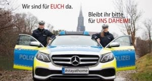 Polizeipraesidium Ulm Corona