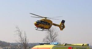 Rettungshubschrauber Christoph 22