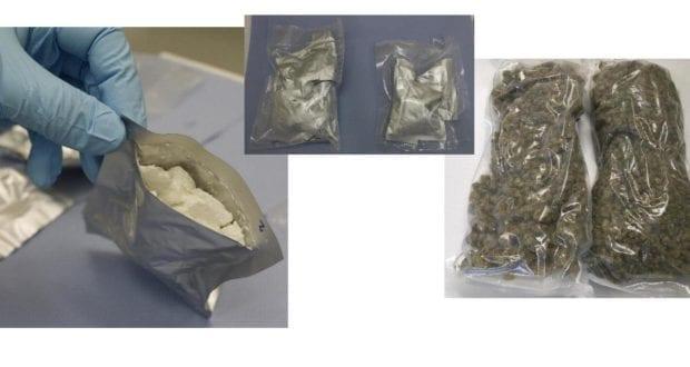 Sonthifen Drogen sichergestellt 31032020