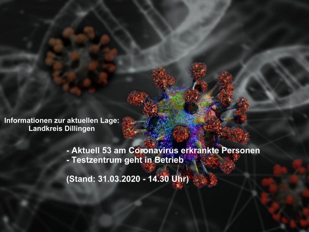 coronavirus-Kreis-Dillingen – Stand 31032020