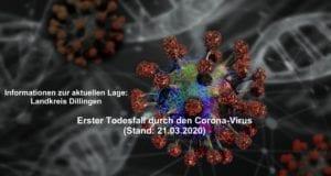 coronavirus-Kreis-Dillingen toter