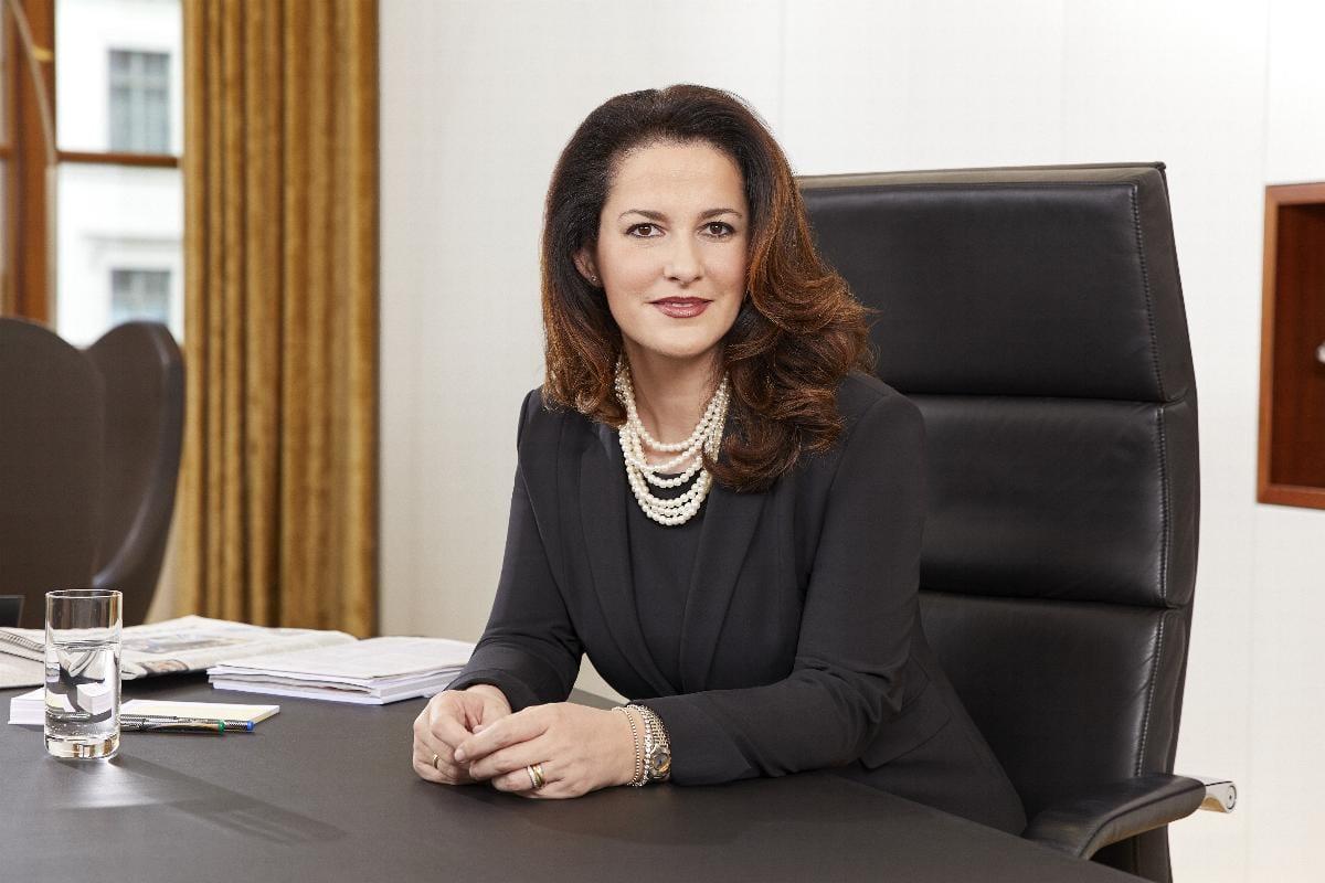 Bayerische Landwirtschaftsministerin Michaela Kaniber