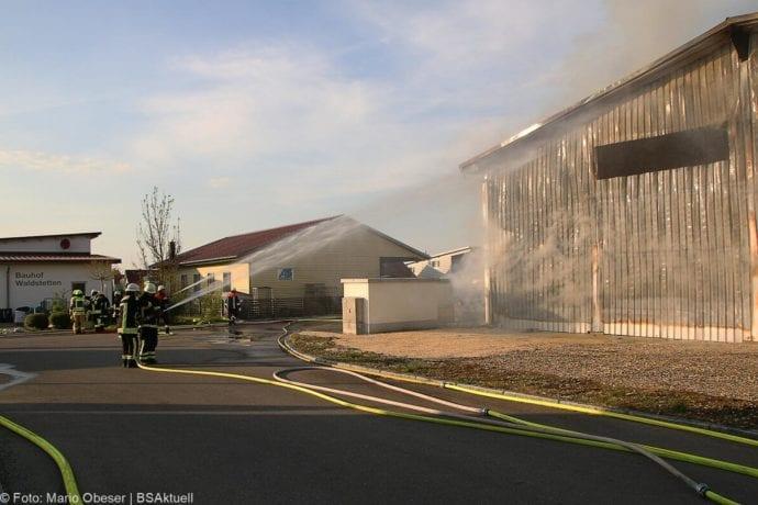 Brand Lagerhalle Waldstetten Ichenhausen 24042020 16