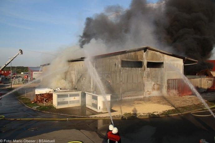Brand Lagerhalle Waldstetten Ichenhausen 24042020 20