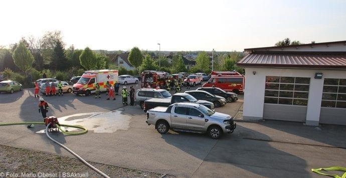 Brand Lagerhalle Waldstetten Ichenhausen 24042020 23
